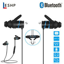 LESHP Bluetooth Magnet Wireless Music Headphone Waterproof Sporting SP