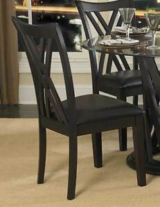 Homelegance Lacey Side Chair for Dining Room, Furniture [Set of 2]