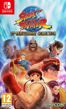 Street Fighter 30th Anniversary Collection Nintendo Switch It Import Capcom