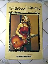 Vintage 1999 Sheryl Crow The Globe Sessions Promo Poster Promotional Eagles