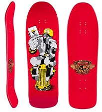 Ray Barbee Red Hydrant Powell Peralta Re-issue 2017 Skateboard Deck