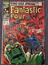 Fantastic Four Annual 6 (Marvel, Nov. 1968) 1st Franklin Richards 1st Annihilus