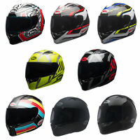 Bell Qualifier Full Face Motorcycle Helmet DOT All Sizes and Colors