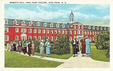 High Point, North Carolina antique Postcard (T761)