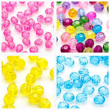 Wholesale 50pcs Mix Color Crystal Loose Beads for DIY Bracelet Jewelry Making
