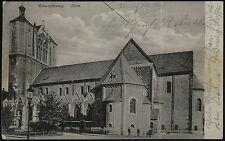 """(1382) AK Braunschweig """"Dom"""", 1906 gel. nach Niestedt b. Dannenberg"""