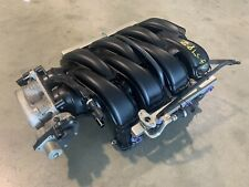 2009 - 2010 Mustang GT Intake Manifold With IMRC Rail Injectors Throttle Body