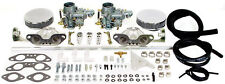 EMPI VW TYPE 2/4, 914  1700-2000cc Dual EPC 34 Carb Kit  w/ air cleaner 47-7412
