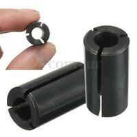 1/2'' to 1/4'' Router Bit Milling Collet Reduction Sleeve Extender Carbon K