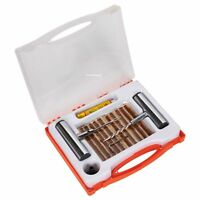 SEALEY TOOLS NEW PUNCTURE REPAIR TOOL KIT FOR TYRES TUBELESS * CARS