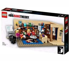 LEGO 21302 Big Bang Theory MISB & Retired
