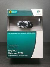 Logitech - C260 Webcam