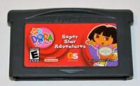 DORA THE EXPLORER: SUPER STAR ADVENTURES NINTENDO GAMEBOY ADVANCE SP GBA
