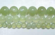 New Jade Beads 2mm-3mm-4mm-6mm-8mm-10mm Real Stone 15.5