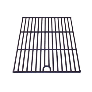 Sweetcook Grill Grate Lifter Cast Iron Universal Cooking Grid Lifter for Most Charcoal Gas Grills BGE and Kamado Grills