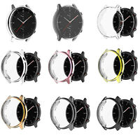 TPU-Beschichtung Schutzhülle Uhr Cover Für Huami Amazfit GTR 2 A1951 Smartwatch