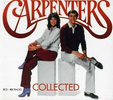 Collected - 3 DISC SET - Carpenters (2013, CD NEUF)