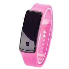 Child Boy Girl LED Sport Electronic Digital Wristwatch Watch For Kids Gift GIFT