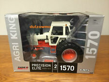 Unopened #2 1570 Case Precision Elite Series Tractor NIB Ertl #14843 Agri King
