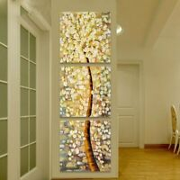 Modern Art Oil Canvas Print Painting Wall Picture Life Tree Home Decor