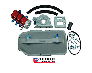 Dry sump system kit Vauxhall C20XE C20LET  red top