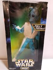 KENNER Star Wars Action CollectionGreedo 12 Inch Action Figure *Non Mint* NIB