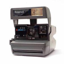 Polaroid  636 Close up  Camera mit  Bedienungsanleitung N.P.18