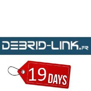 Debrid-link.com : 19 days premium (Downloader & Seedbox) - Worldwide 24H