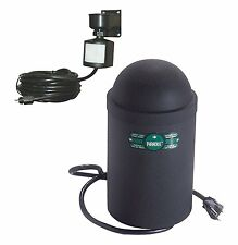 Paradise GL22727M 250 Watt Transformer Low Voltage Motion Sensored Outdoor Timer