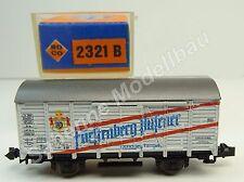 ROCO N 2321 B Güterwagen Bierwagen Gr20 Fürstenberg Pilsener OVP C2385