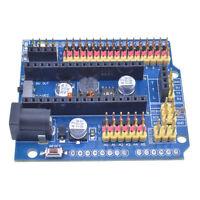 For arduino Nano v3.0 I/O expansion board micro sensor shield Uno r3 leonardo