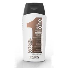 Revlon Uniq One Coconut Hair Shampoo Conditioning Hair Treatment Spray Uniq 1