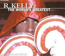 R. KELLY - The World's Greatest (UK 3 Track CD Single)