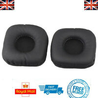 x2 Replacement Ear Pads For Marshall Major II /III Headphones Black Foam Cushion