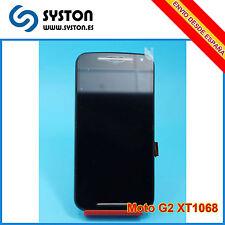 Pantalla completa Motorola moto G2 Xt1068 (LCD Tactil Marco) negra
