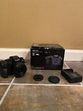 PLEASE READ!! Panasonic Lumix G7 4K Digital Camera Lumix G VARIO 14-42mm Lens