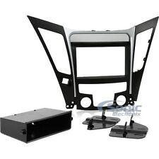 Scosche HY1625B Single/Double DIN Installation Kit for 2011-14 Hyundai Sonata