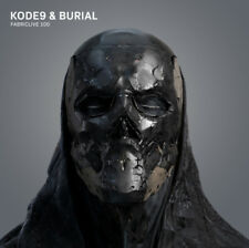 Fabriclive 100 Kode9 and Burial Audio CD