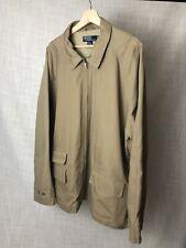 POLO Ralph Lauren, Men's Jacket, Size XXL, Beige, Good Condition