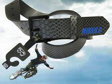 Nuevos Nike 6.0 Cinturón Imitación Serpiente Gris patinadores BMX