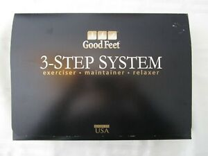 Good Feet Store 3-Step System Exerciser Maintainer RelaxerW 459 - R 5 - R GF31