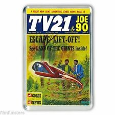 RETRO NOSTALGIA TV21/ JOE 90 COMIC ' LAND OF THE GIANTS' JUMBO Fridge Magnet