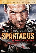 New Sealed Spartacus: Blood and Sand - The Complete First Season DVD 1