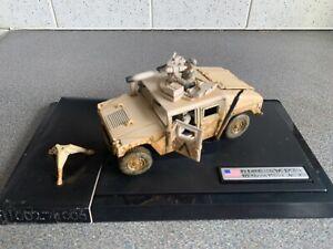 Forces of Valor diecast US M1036 Humvee Kuwait 1991 1/32 Scale