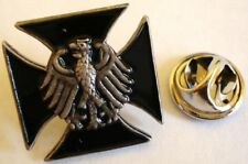 German Eagle Iron Cross WW2 Sniper LAPEL PIN Tie Tack