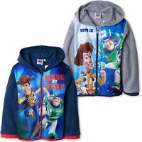 Disney Toy Story 4 Boys Polar Fleece Hoodie Jacket Sweatshirt Sheriff Buzz 2-8y
