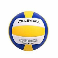 YANYODO Official Size 5 Volleyball Soft Indoor Outdoor Volleyball for Game Gy...