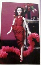 """NEVER REMOVED FROM BOX 1995 MEL ODOM GENE DOLL """"RED VENUS"""" / WITH SIGNED BOX"""