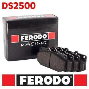 223A-FCP845H PASTIGLIE/BRAKE PADS FERODO RACING DS2500 RENAULT Clio 1.8 16V