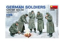 Miniart 35218 1/35 German Soldiers (Winter 1941-42)